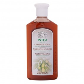 Intea Walnut shampoo special for dark hair