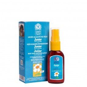 Camomila Intea Body Hair Lightening Lotion for Children